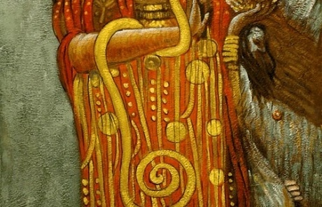 Hygeia - Klimt