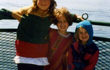 Raphael, Tara, and Sage Stargrove