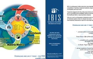 Software: Integrative BodyMind Information System (IBIS)