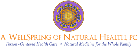 A WellSpring of Natural Health, PC Mobile Retina Logo