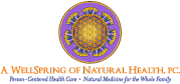 A WellSpring of Natural Health, PC Logo